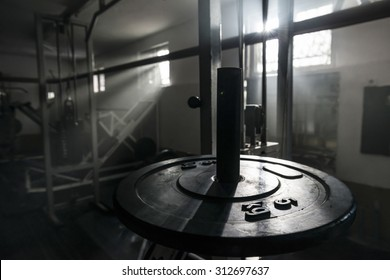 THE OLD GYM / INTERIOR 3 /