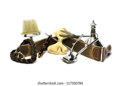 Old hair tools