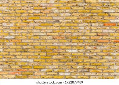 old harmonic vintage brick wall background