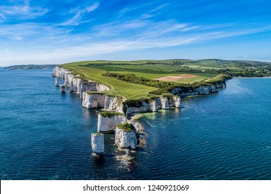 Old Harry Rocks, Jurassic Coast Dorset.