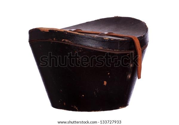 old hatbox