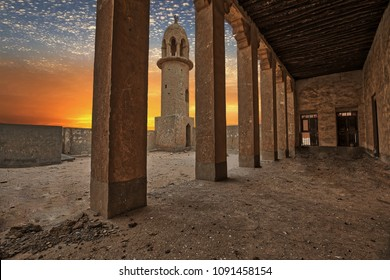 Old Heritage Mosque