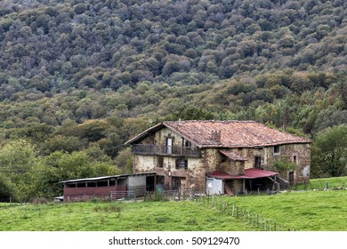 Old house in Baztan Valley