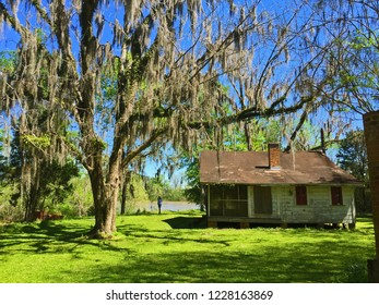 Old House Cahaba Alabama