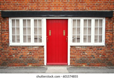 The old house door represent the house decoration and construction concept related idea.