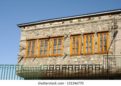 An Old House in Erzurum