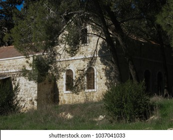 an old house Jerusalem
