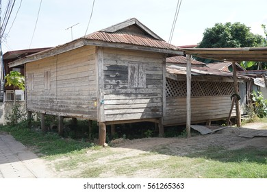 Old house in local