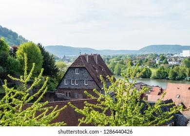 Old House Miltenberg Bavaria