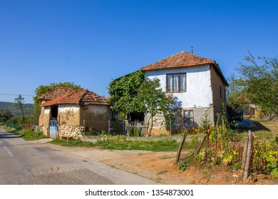 Old house near Pirot, Serbia