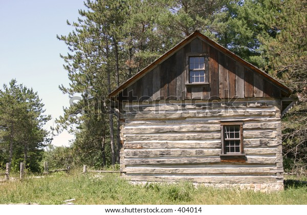 Old house in Ontario - Canada