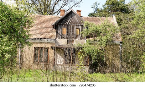 The old house in Poland
