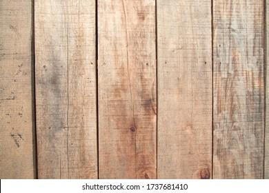 Alte Hausmauer aus Holz