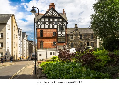 Old houses in Stirling