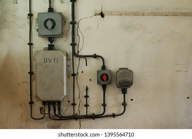 Old House Fuse Box Images, Stock Photos & Vectors | ShutterstockShutterstock