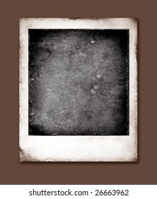 Old instant photos film for background,2D art