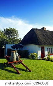 Old Irish Cottages Adare Co. Limerick