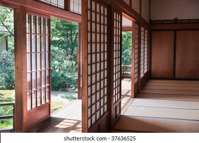 Old Japanese room
