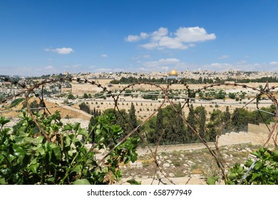 Old Jerusalem, Holy war