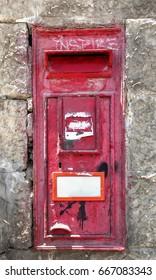 Old Jerusalem Mail Box