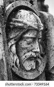 Old Jesus relief