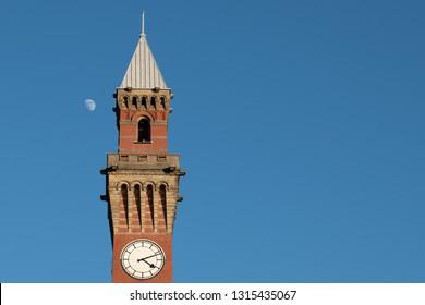 Old Joe, the Joseph Chamberlain Memorial Clock Tower at the University of Birmingham