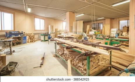 old joinery no people industrial