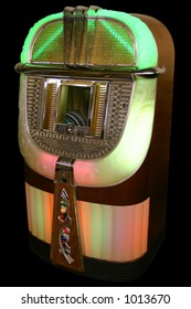 Old JukeBox from the 40s