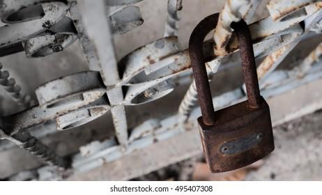 Old Key locking