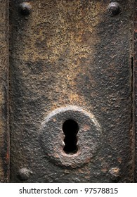 the old keyhole