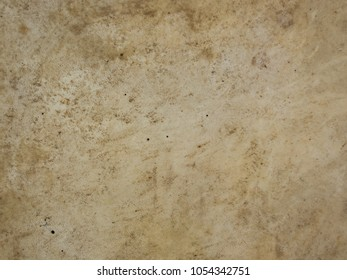 Old leather background - leather surface of old drum.
