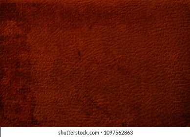Old leather cover surface