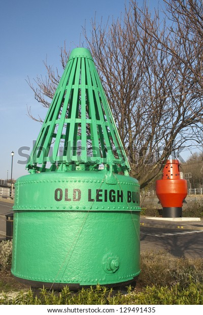 Old Leigh Buoy, Leigh-on-Sea, Essex, England
