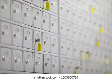 Old Letter Boxes