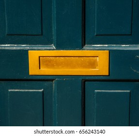 Old letterbox in the door traditional way of delivering letters to the house old & Door Letterbox Images Stock Photos \u0026 Vectors | Shutterstock