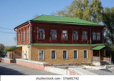 Old Library on the territory of Ryazan Kremlin, Russia
