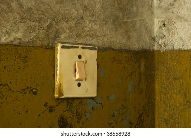 Old light switch