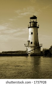 Old Lighthouse from Romania
