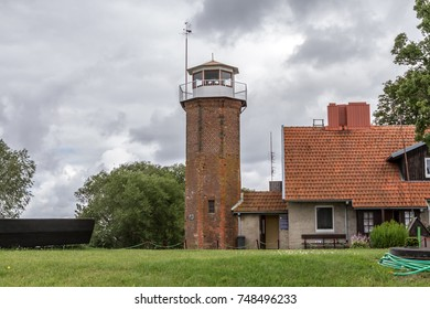 Old lighthouse  in Uostamiestis