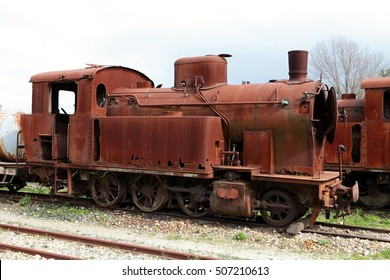 old locomotive 03