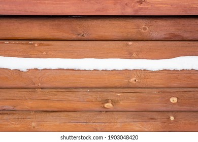 old log house texture, background.