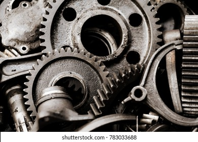 old machine parts second hand machinery の写真素材 今すぐ編集