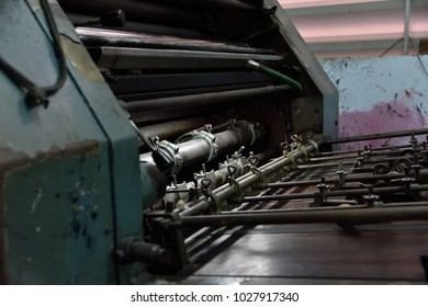 Old machines in print