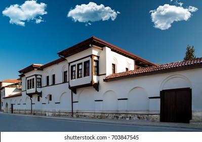 Old malatya houses. Malatya - Turkey