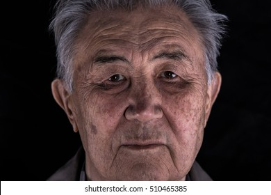 the old man, asian