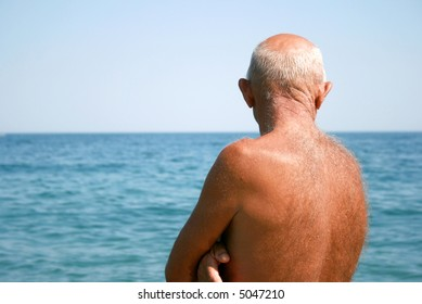 Old man and sea