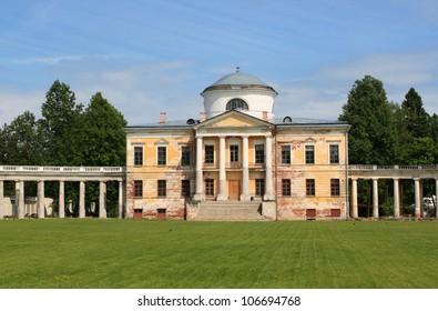 Old Manor - Shutterstock ID 106694768