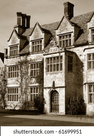 Old manor house, southern England