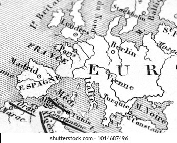 Map France 987.Old Uk Map Stock Photos Images Photography Shutterstock