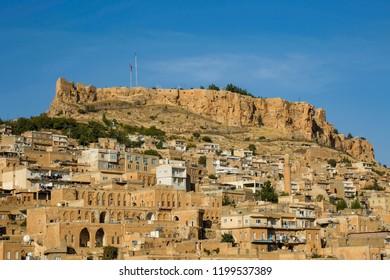 Old Mardin City Skyline City Skyline